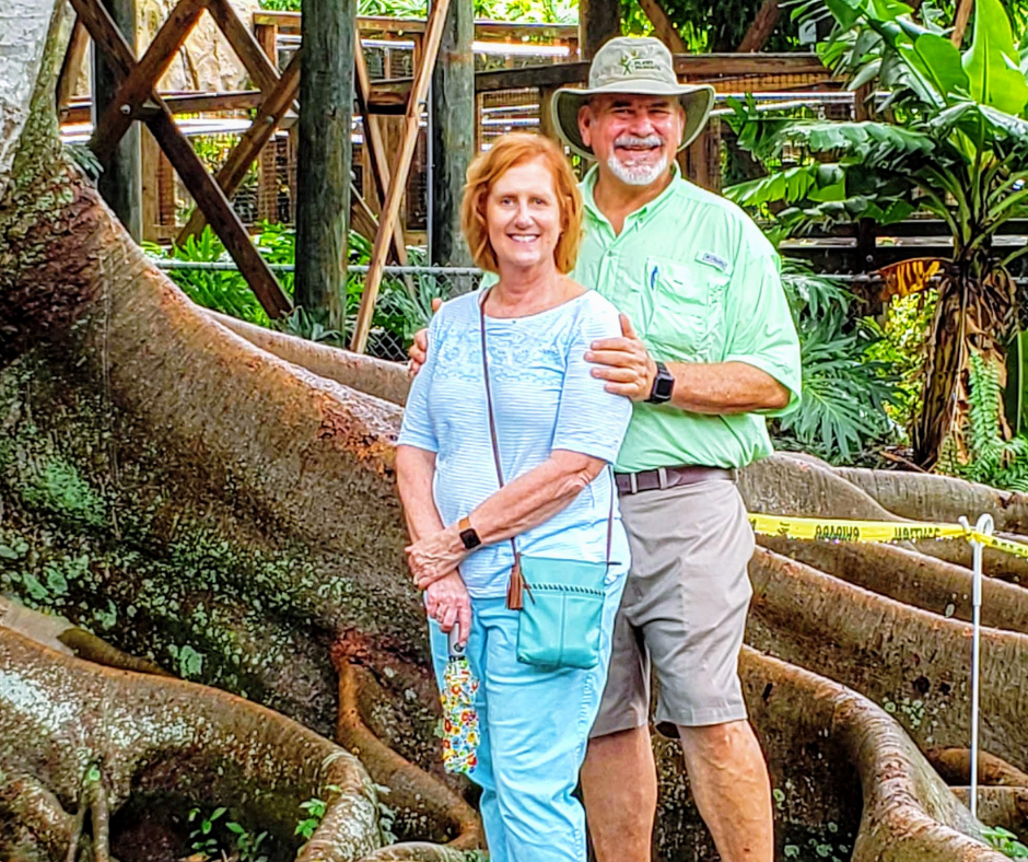 Plant Parents owners David Glosser and Stephanie Glosser