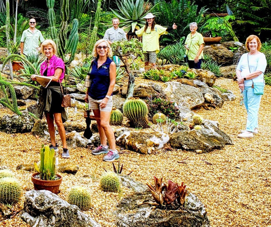 Plant Parents team at Selby Gardens