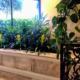Plant service in condo lobby