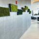 Moss wall green wall art