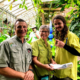 Plant Parents team having fun at Selby Gardens