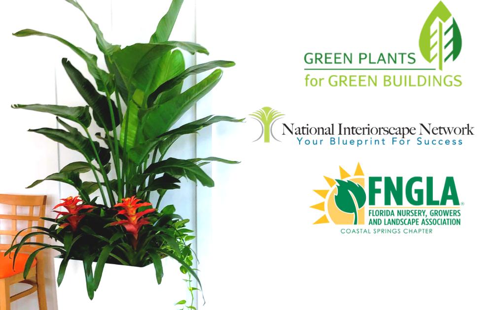 Plant Parents awards section