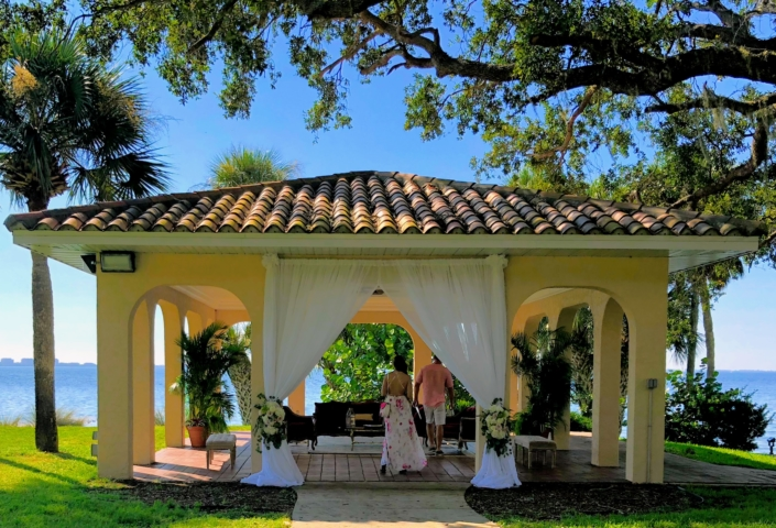 Wedding plant rentals